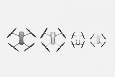 Mavicシリーズの比較: 間違いのないドローンの選び方