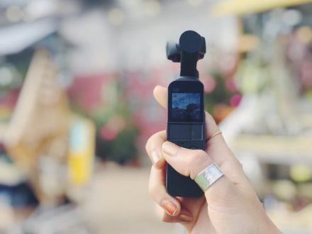 Osmo Pocketの 実際の携帯性は?