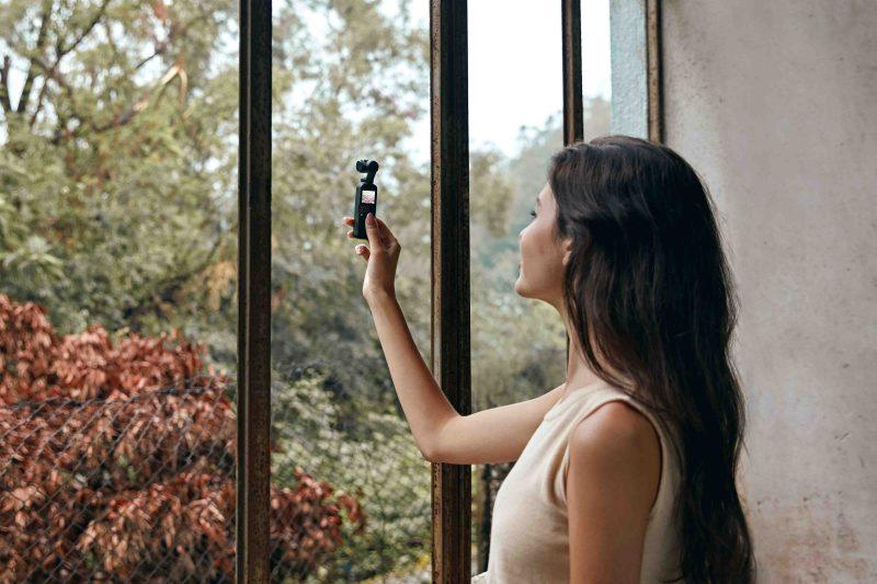 知っておくべきOsmo Pocketの3つのジンバルモード