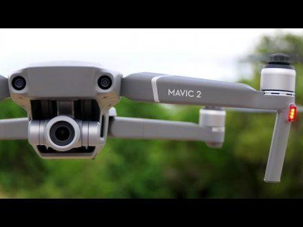 DJI Mavic 2 Zoom:想像を超えた便利さ