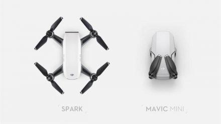 Mavic MiniとSpark:どちらを買うべきか?