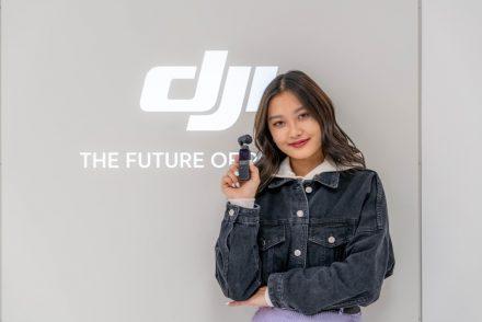 DJI Creators' Interview – しゅなたん – 私がOsmo Pocketを使う理由-Vlog My Life