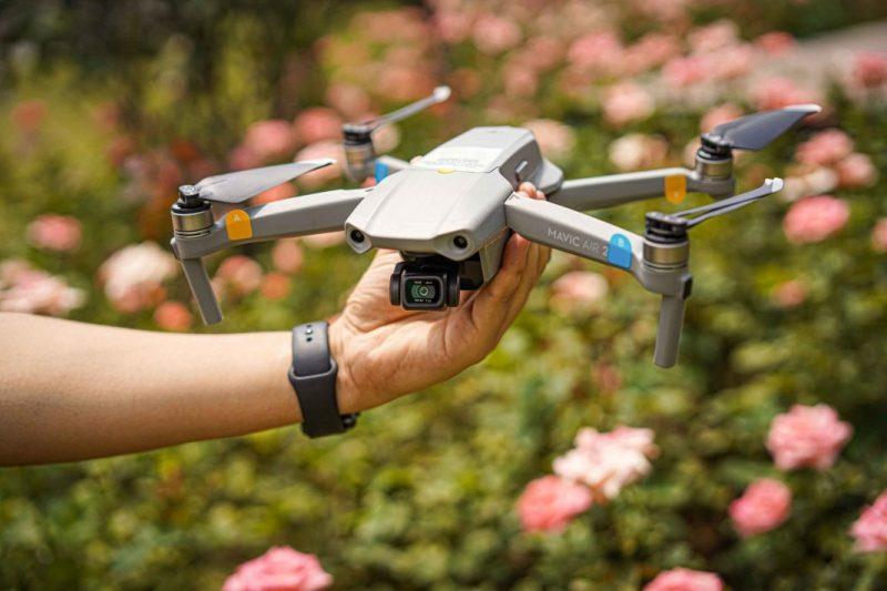 DJI Mavic Air 2レビュー:48MPカメラ、8Kハイパーラプスなど多数機能を搭載