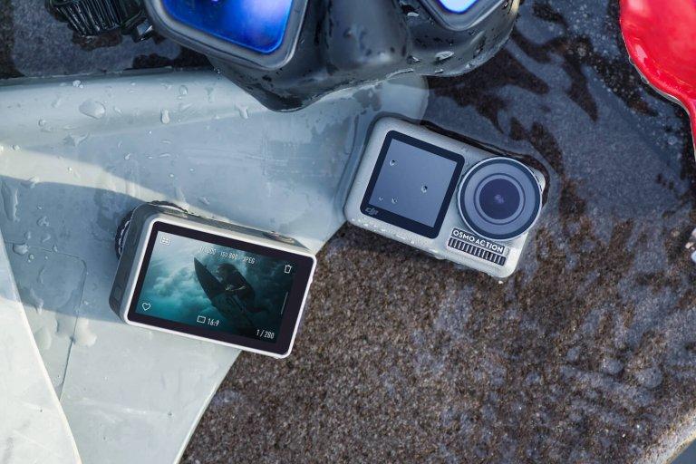 Osmo Actionとスマートフォン比較:より簡単で高機能