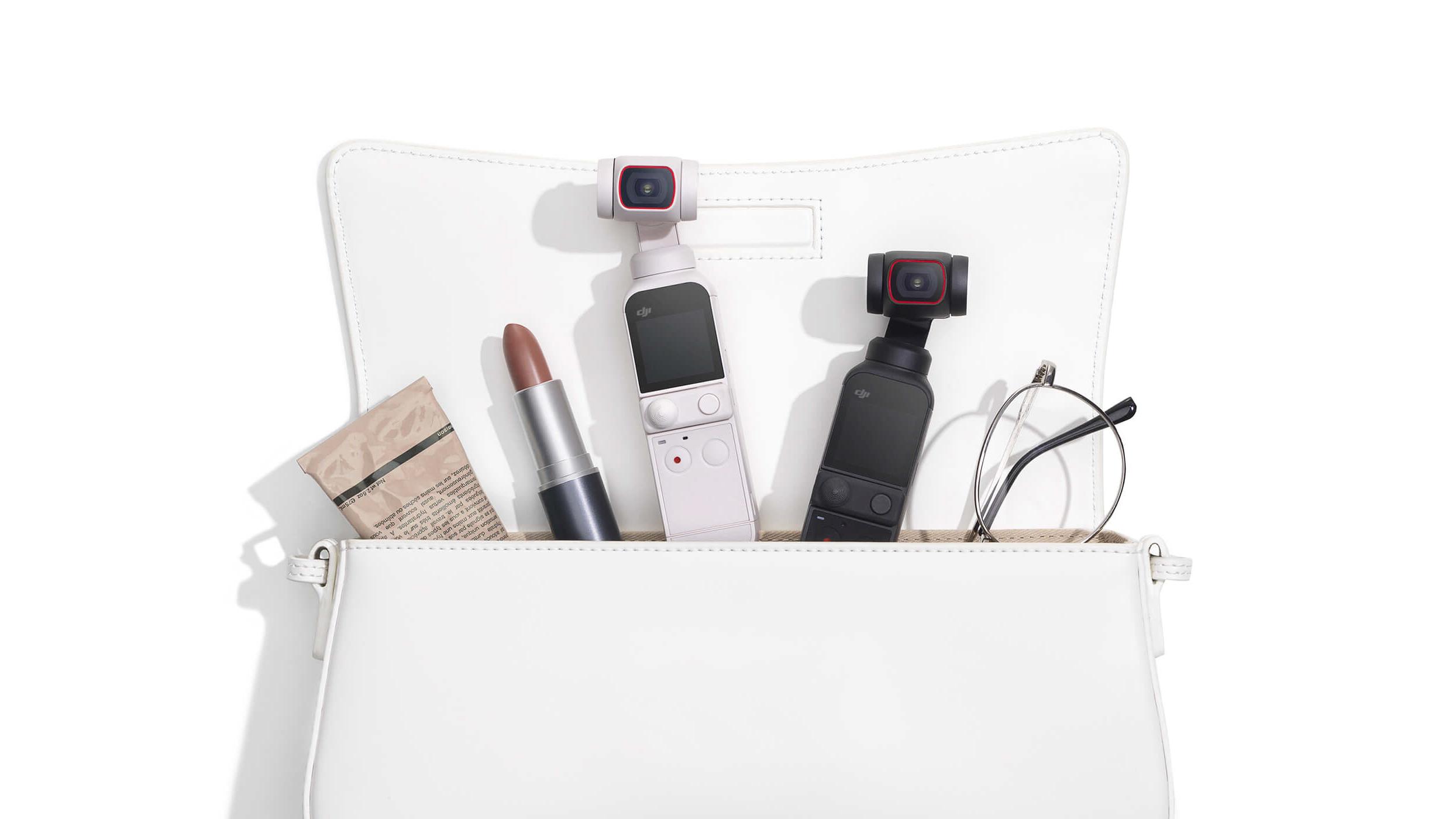 DJI Pocket 2 portable and small