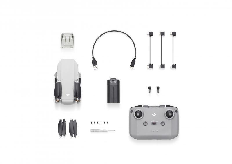 超軽量DJI Mini 2 開封レポート:機能&ハイライト