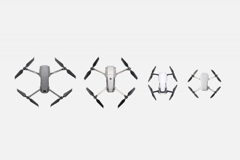 매빅 시리즈비교: 나에게 적합한 드론은?