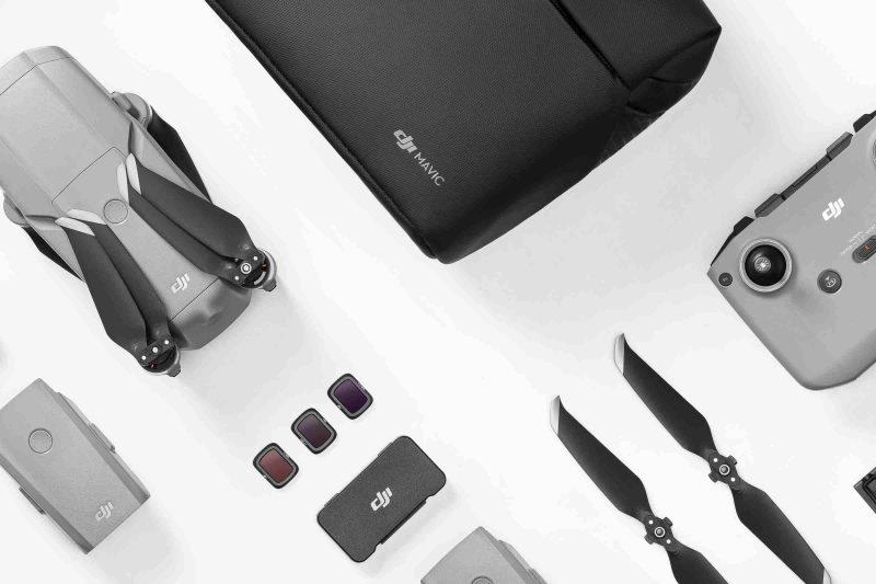 매빅 Air 2 언박싱: 제품 특징 및 기능 완벽 분석