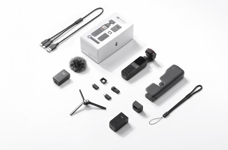 DJI Pocket 2 리뷰: 언박싱, 특징, 하이라이트