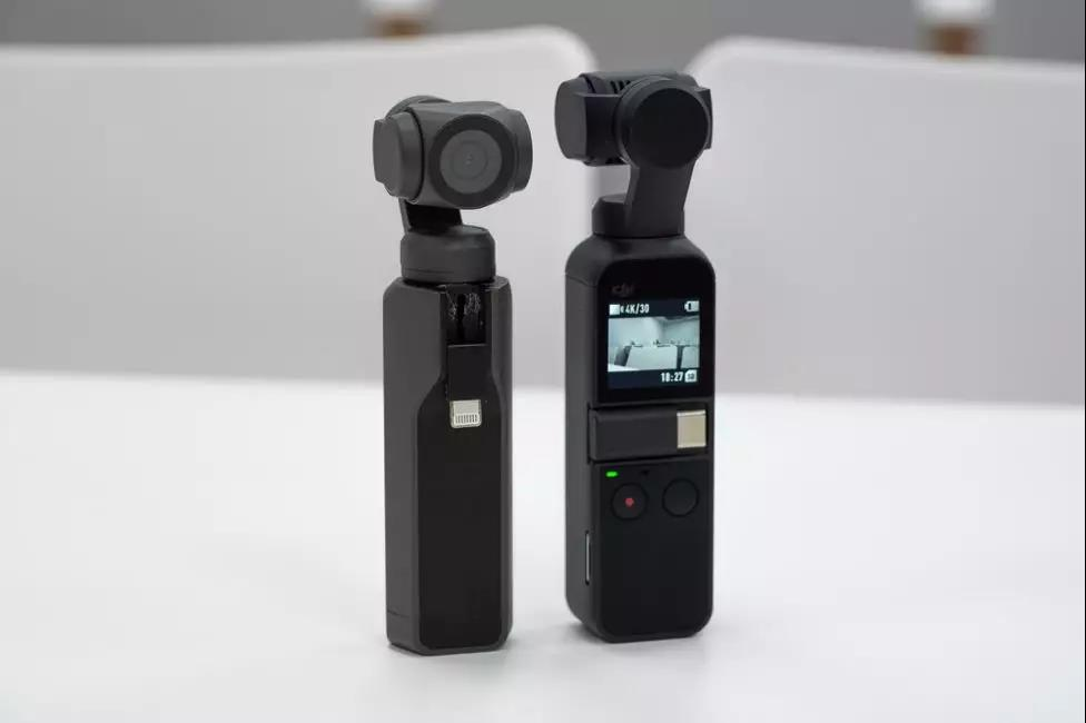 two model of osmo pocket