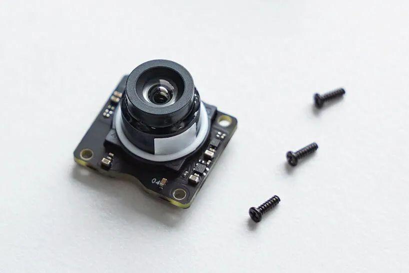 the sensor of mavic air 2 camera