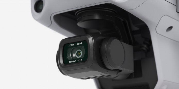Mavic Air Camera