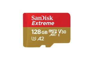 闪迪 SD 卡 SanDisk Extreme microSD Card 128GB