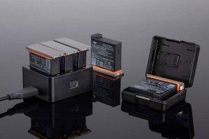 大疆灵眸运动相机充电管家套装Osmo-Action-Charging-Kit
