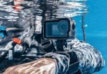 大疆灵眸运动相机防水壳Osmo Action Waterproof Case