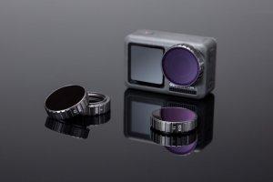 大疆灵眸运动相机ND滤镜Osmo-Action-ND-Filter-Kit