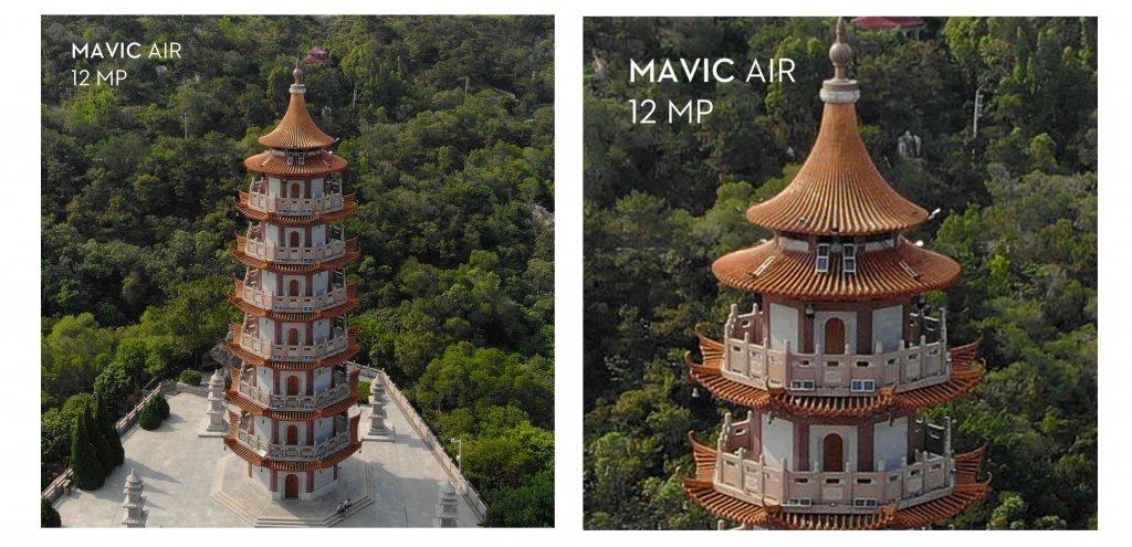 Mavic Air 12MP photo