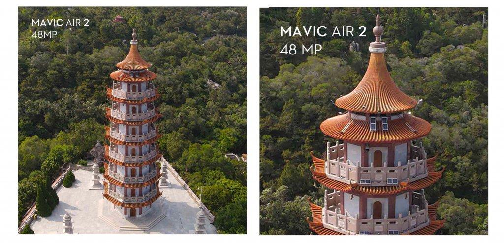 Mavic Air 2 48MP photo