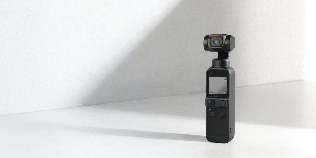 DJI Pocket 2 Compact Camera