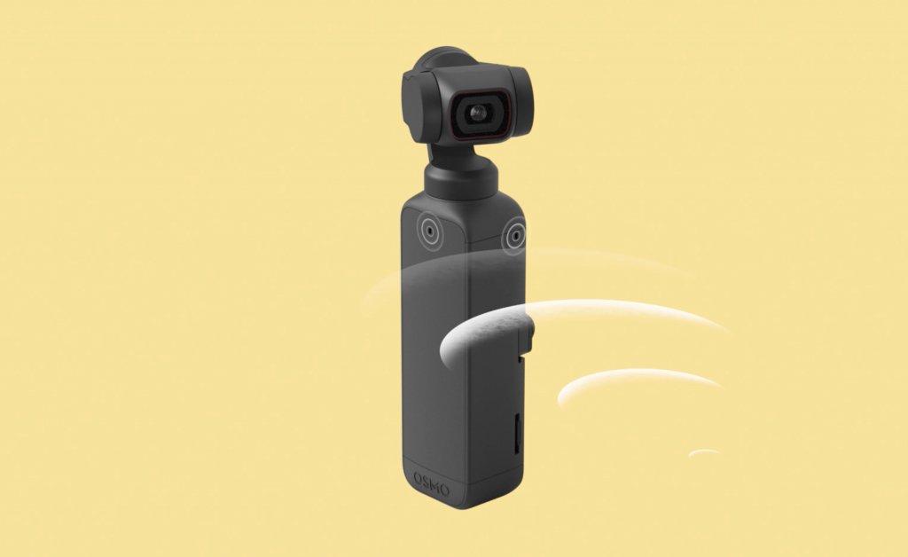DJI Pocket 2 Matrix Stereo
