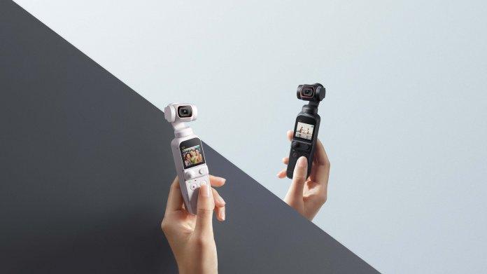 DJI Pocket 2 Sunset White and Classic Black 3