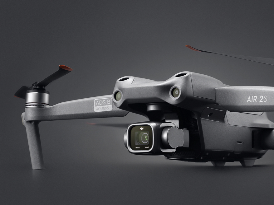 DJI Air 2S drone 1-in sensor