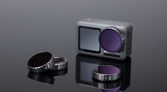 Osmo Action ND Filter Kit USD $55