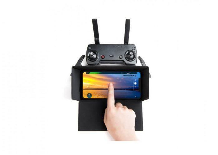 PGYTECH Smartphone Screen Hood for Remote Controller