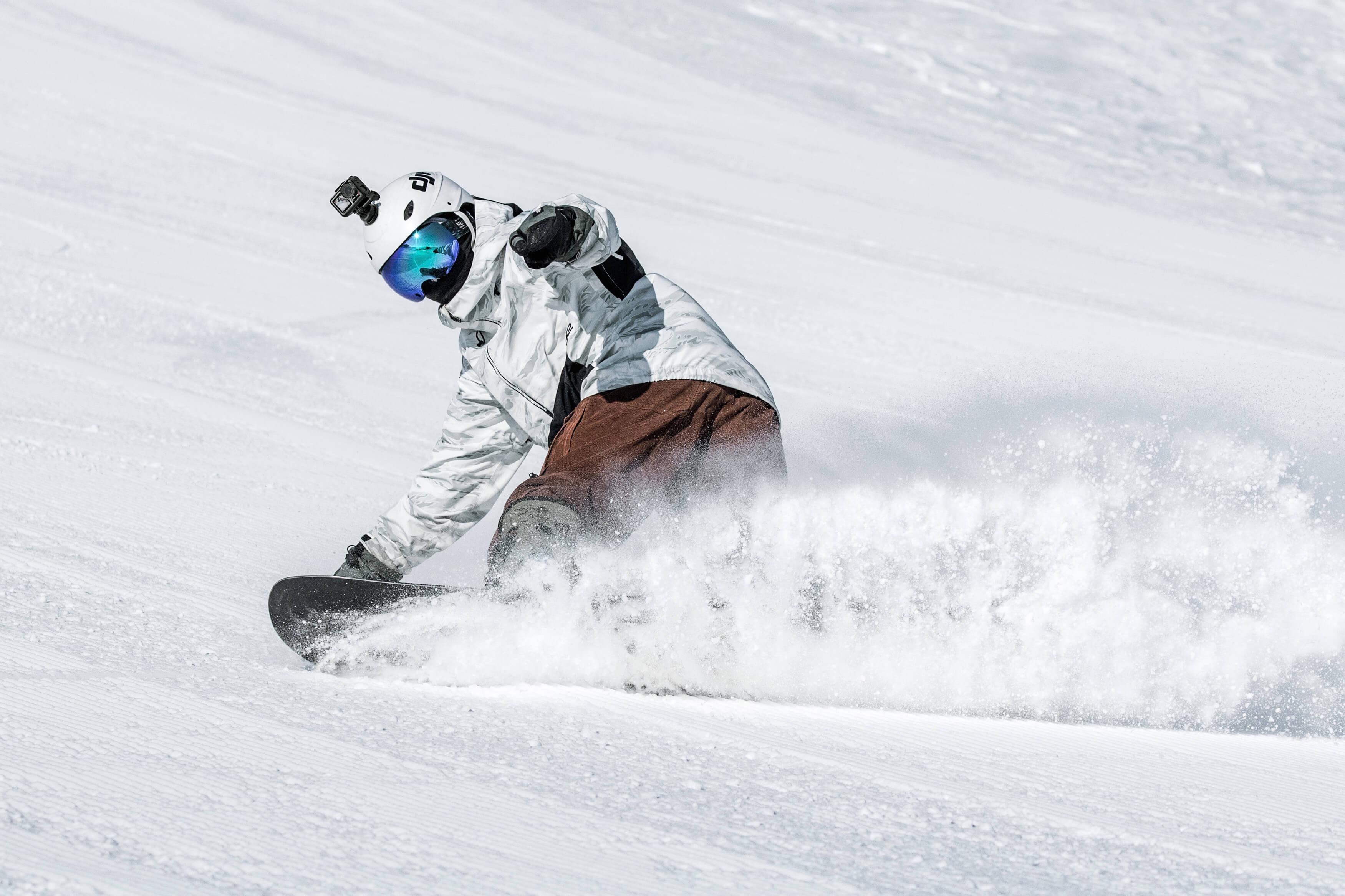 Osmo-Action-Snowoarding