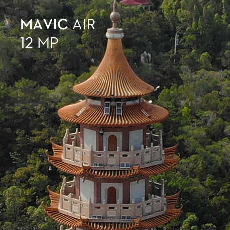 Mavic Air 12MP Zoom in