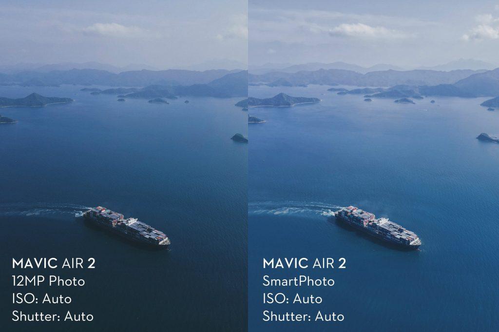 MA2 SmartPhoto Comparison