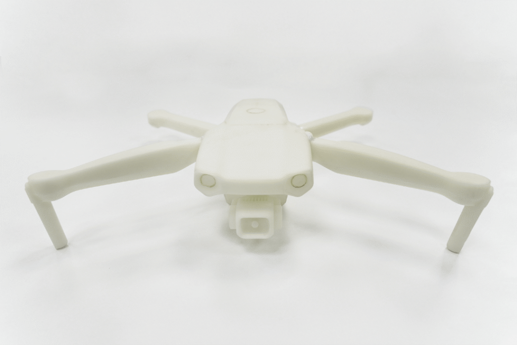 The first Mavic Air 2 for structural testing