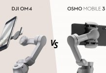DJI OM 4 vs. DJI Osmo Mobile 3
