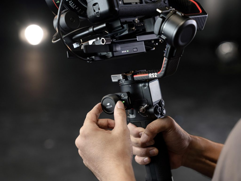 camera gimbal Focus Motor