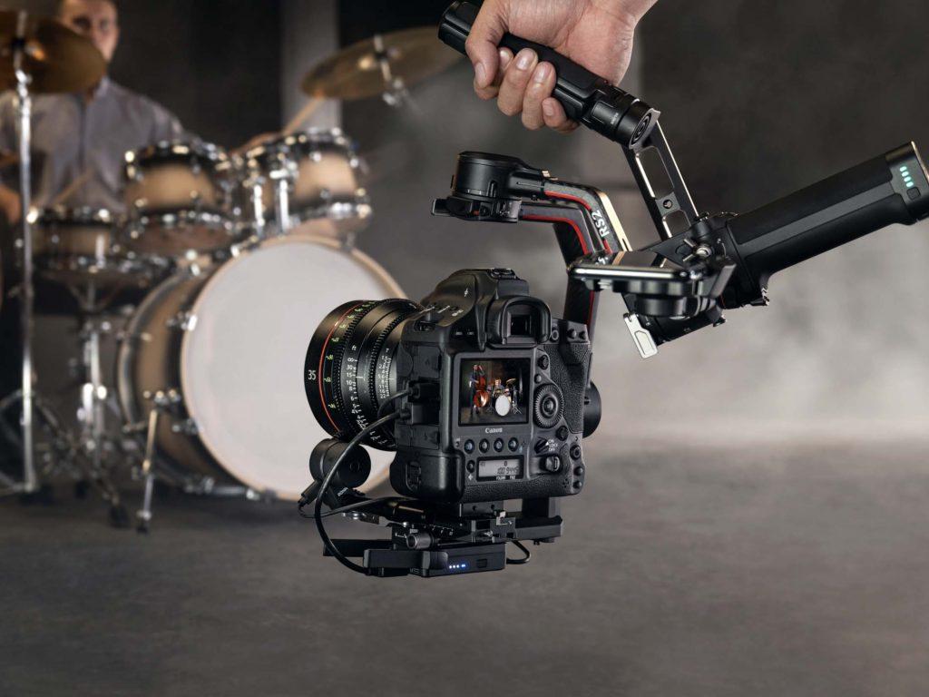 camera gimbal carbon fiber