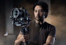 camera gimbal handhold