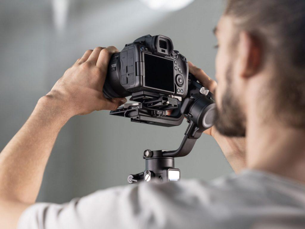 professional camera gimbal