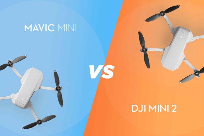 DJI Mini 2 vs. Mavic Mini